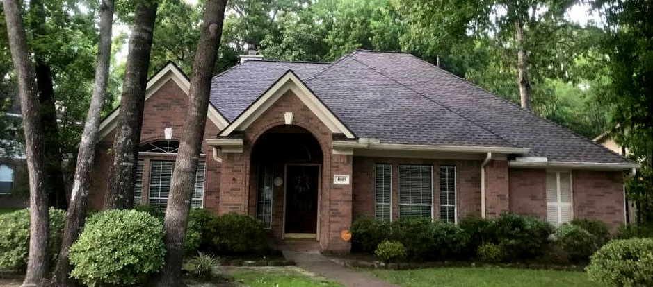 Residential Roofing in Cypress, TX