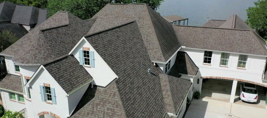 Roof Cleaning in Houston, TX