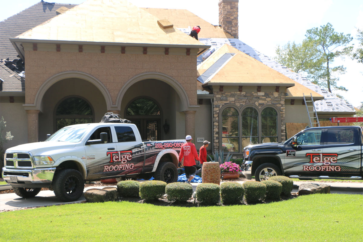 Montgomery TX Roofing Contractor