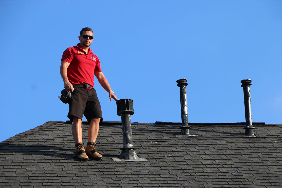 The Woodlands TX Roofing Contractor